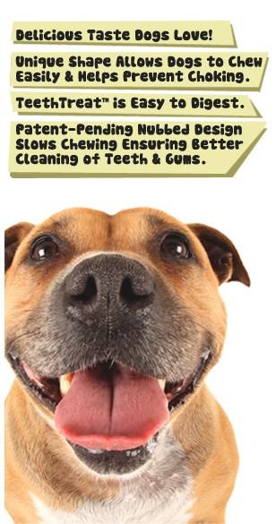 Ilio Dentals Dog Treats