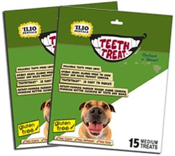 Teeth Treat, a Pet Product by Ilio Dentals